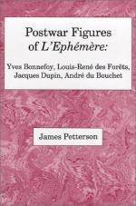 Yves Bonnefoy by