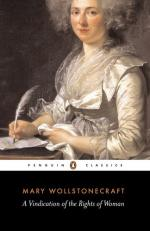 Critical Essay by Jenny Davidson by Mark Wollstonecraft