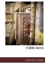 Critical Essay by Jules Zanger by Sarah Orne Jewett