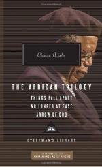 Critical Essay by John Coleman by Chinua Achebe