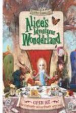 Jacqueline Flescher by Lewis Carroll