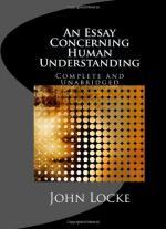 Critical Essay by John W. Yolton by John Locke