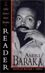Interview by Amiri Baraka with Sandra G. Shannon by