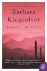 Critical Review by Ursula K. Le Guin by Barbara Kingsolver