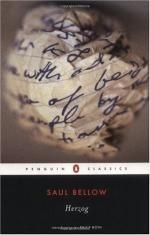 Critical Essay by Gabriel Josipovici by Saul Bellow