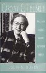 Critical Essay by Carolyn Dever by