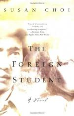 The Foreign Student by Susan Choi