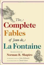 Critical Essay by Joseph C. Cauley by Jean de La Fontaine