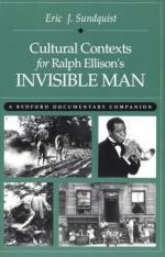 Critical Essay by C. W. E. Bigsby by