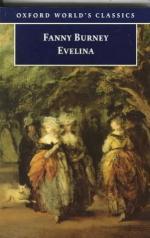 Critical Essay by Kemp Malone by Fanny Burney