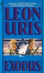 Critical Essay by Moshe Anbar by Leon Uris