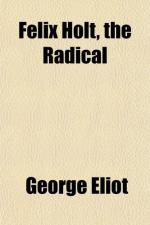 Critical Essay by Andrew Thompson by George Eliot