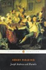 Critical Essay by Charles A. Knight by Henry Fielding