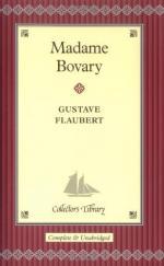 Critical Essay by Lilian R. Furst by Gustave Flaubert