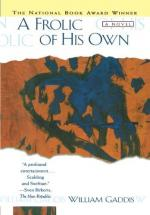 A Frolic of His Own by William Gaddis