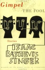 Critical Essay by Sheldon Grebstein by Isaac Bashevis Singer