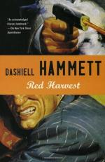 Critical Essay by John G. Cawelti by Dashiell Hammett