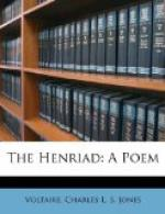 History-Making in the Henriad by