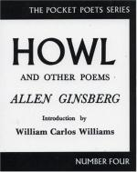 Critical Essay by George Bowering by Allen Ginsberg