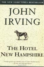 Critical Essay by Benjamin Demott by John Irving
