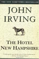 Critical Essay by Benjamin Demott by John Irving