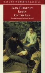Critical Essay by Patrick Waddington by