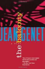 Critical Essay by Sidney Homan by Jean Genet
