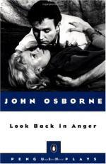 Critical Essay by Graham A. Dixon by John Osborne