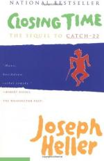 Critical Review by Daniel M. Murtaugh by Joseph Heller