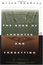 Critical Essay by John Updike by Milan Kundera