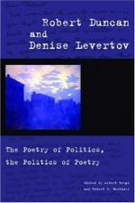 Interview by Denise Levertov with Susan Rowe by