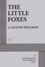 Critical Essay by Ritchie D. Watson Jr. by Lillian Hellman
