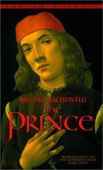 Critical Essay by A. J. Parel by Niccolò Machiavelli