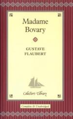 Critical Essay by Tony Tanner by Gustave Flaubert