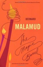 Critical Essay by Cynthia Ozick by Bernard Malamud