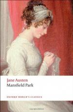 Critical Essay by Ruth Bernard Yeazell by Jane Austen