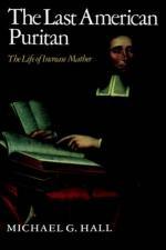 Critical Essay by Kenneth Ballard Murdock by