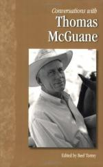 Interview by Thomas McGuane with Judson Klinger by