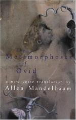 Critical Essay by Warren Ginsberg by Ovid