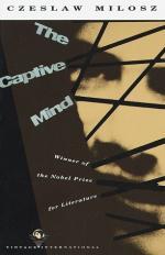 Critical Essay by P. J. Kavanagh by Czesław Miłosz