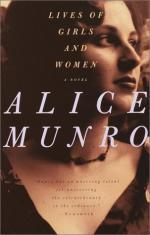 Lorraine York by Alice Munro