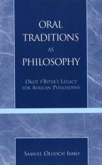 Critical Essay by Charles Okumu by