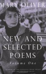 Critical Essay by Emily Grosholz by Mary Oliver