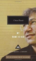 Critical Review by Char Simons by Orhan Pamuk