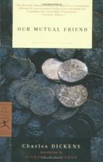Critical Essay by Garrett Stewart by Charles Dickens