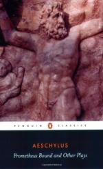 Critical Essay by Robert Holmes Beck by Aeschylus
