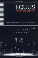 Critical Essay by Russell Vandenbroucke by Peter Shaffer