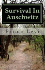 Critical Essay by Dalya M. Sachs by Primo Levi
