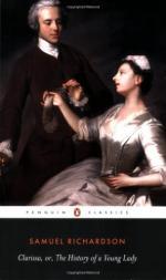 Critical Essay by Lois E. Bueler by Samuel Richardson