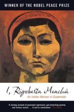 Critical Review by Nicci Gerrard by Rigoberta Menchú
